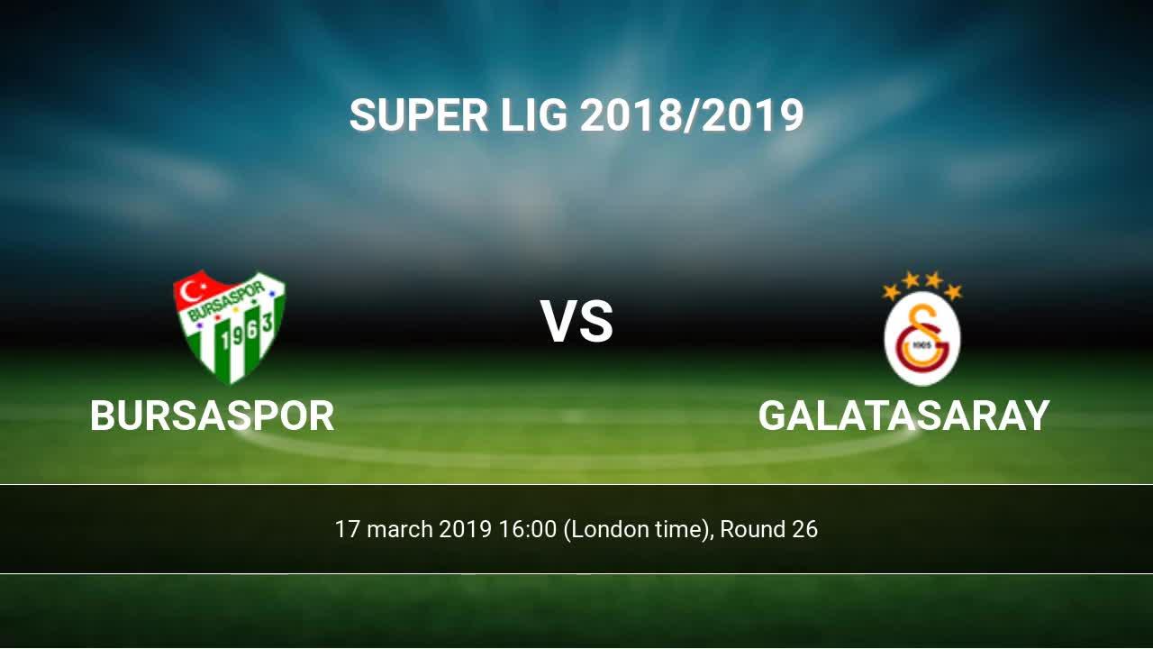 Galatasaray vs bursaspor betting experts dota 2 lounge betting error 0x80004005