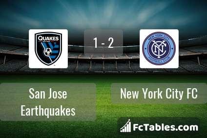 Anteprima della foto San Jose Earthquakes - New York City FC