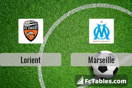 Preview image Lorient - Marseille