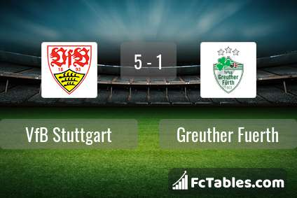 Preview image VfB Stuttgart - Greuther Fuerth