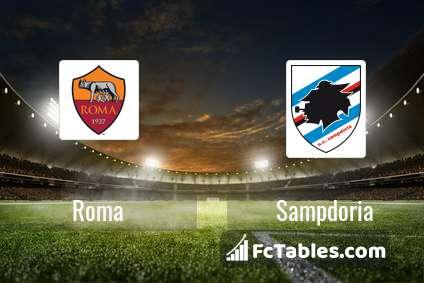 Podgląd zdjęcia AS Roma - Sampdoria