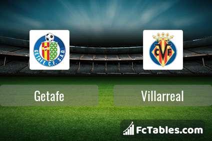Podgląd zdjęcia Getafe - Villarreal