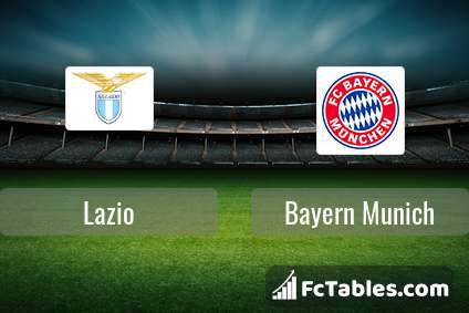 Podgląd zdjęcia Lazio Rzym - Bayern Monachium