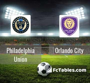 Preview image Philadelphia Union - Orlando City