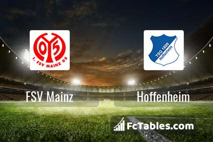 Preview image FSV Mainz - Hoffenheim