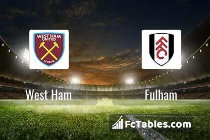 Anteprima della foto West Ham United - Fulham