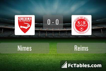 Preview image Nimes - Reims