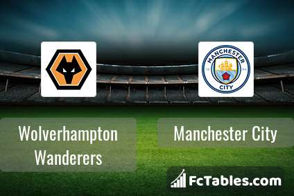 Preview image Wolverhampton Wanderers - Manchester City