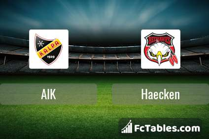 Preview image AIK - Haecken