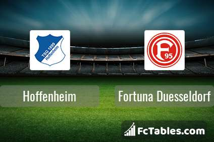Preview image Hoffenheim - Fortuna Duesseldorf