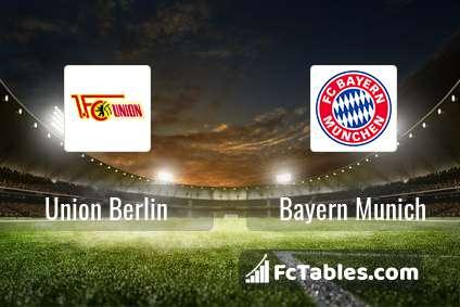 Preview image Union Berlin - Bayern Munich