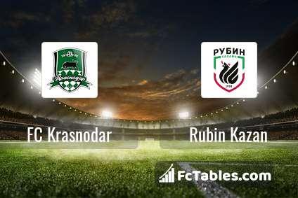 Anteprima della foto FC Krasnodar - Rubin Kazan