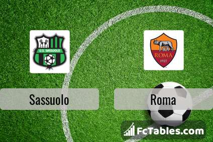 Preview image Sassuolo - Roma