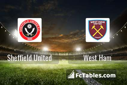 Preview image Sheffield United - West Ham