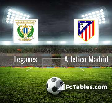Preview image Leganes - Atletico Madrid