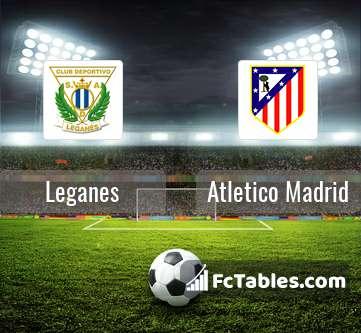 Anteprima della foto Leganes - Atletico Madrid