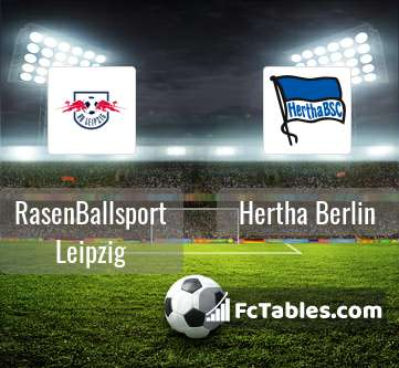 Anteprima della foto RasenBallsport Leipzig - Hertha Berlin