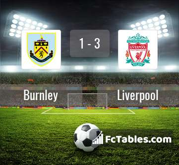 Preview image Burnley - Liverpool