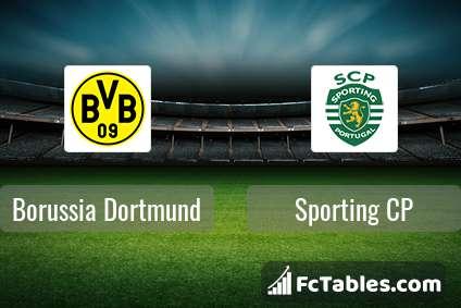 Preview image Borussia Dortmund - Sporting CP