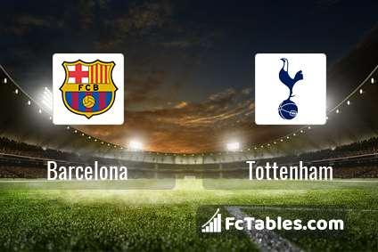 Anteprima della foto Barcelona - Tottenham Hotspur