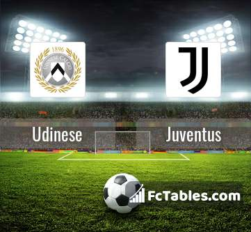Preview image Udinese - Juventus