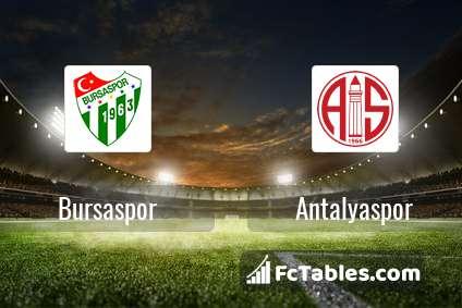 Preview image Bursaspor - Antalyaspor