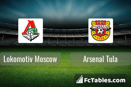 Preview image Lokomotiv Moscow - Arsenal Tula