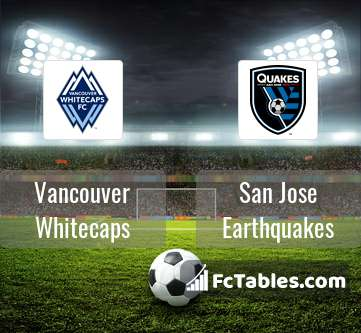 Preview image Vancouver Whitecaps - San Jose Earthquakes