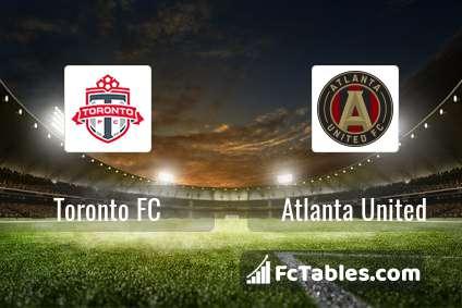 Preview image Toronto FC - Atlanta United