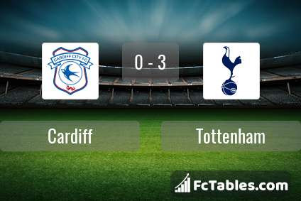Preview image Cardiff - Tottenham