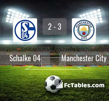 Preview image Schalke 04 - Manchester City