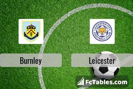 Burnley Leicester H2H