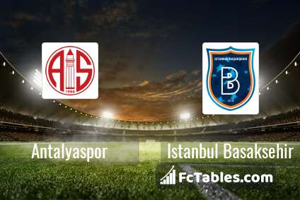 Preview image Antalyaspor - Istanbul Basaksehir