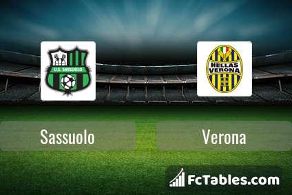 Preview image Sassuolo - Verona
