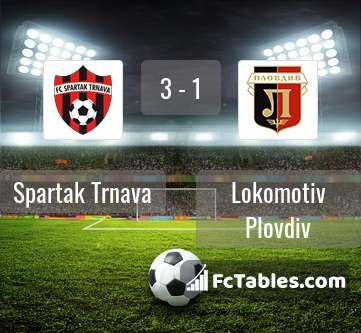 Preview image Spartak Trnava - Lokomotiv Plovdiv
