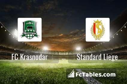Preview image FC Krasnodar - Standard Liege