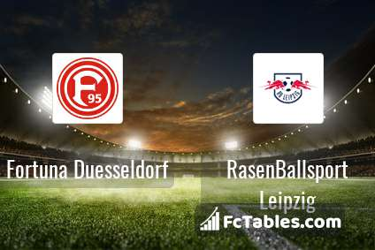 Preview image Fortuna Duesseldorf - RasenBallsport Leipzig