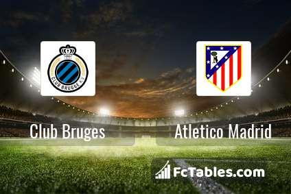 Podgląd zdjęcia Club Brugge - Atletico Madryt