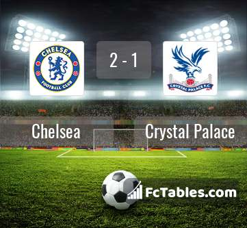 Preview image Chelsea - Crystal Palace