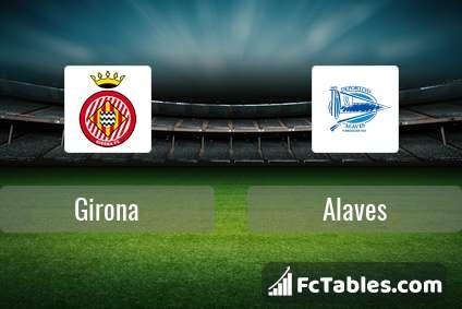 Preview image Girona - Alaves