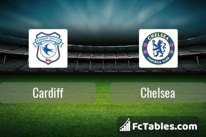 Anteprima della foto Cardiff City - Chelsea
