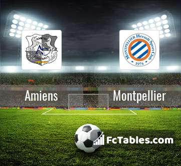 Preview image Amiens - Montpellier
