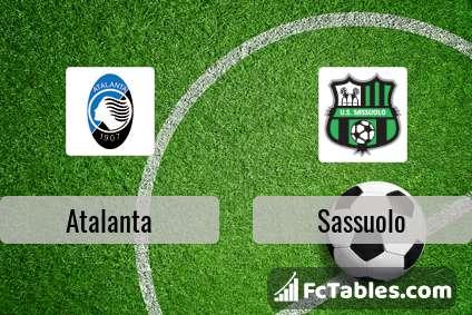Preview image Atalanta - Sassuolo