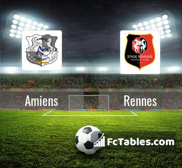 Preview image Amiens - Rennes