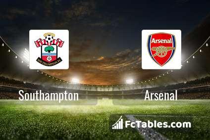 Podgląd zdjęcia Southampton - Arsenal
