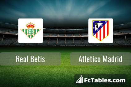 Preview image Real Betis - Atletico Madrid