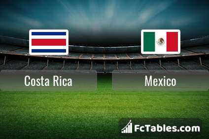 Preview image Costa Rica - Mexico
