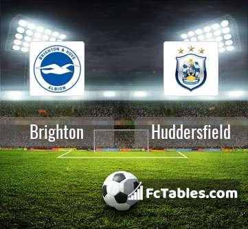 Preview image Brighton - Huddersfield