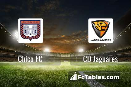 Chico FC CD Jaguares H2H