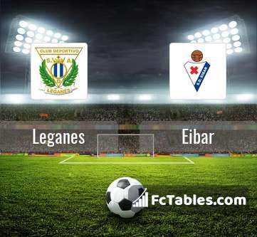 Anteprima della foto Leganes - Eibar